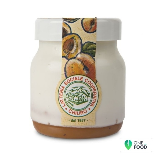 Whole Yoghurt With Extra Apricot Jam Chiuro